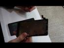 Разборка и замена дисплея Microsoft Lumia 540 - replacement LCD microsoft lumia