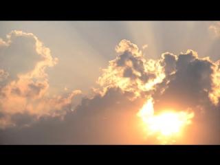 Облака в ускоренной съемке. природа hd. clouds in fast motion. relax video