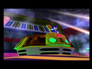Sonic Adventure - Часть 5 - 1 - история Соника прохождение на русском - с коментариями - Sega Dreamcast