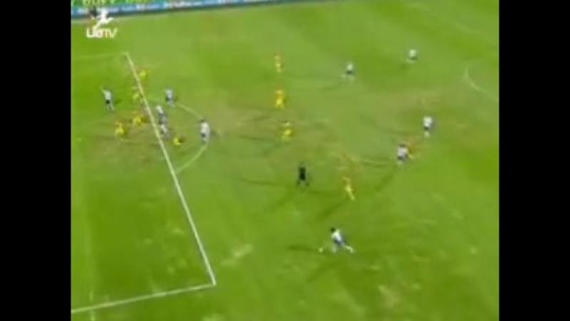 2010 - 2011 Sezonu - Beşiktaş-MKE Ankaragücü dakika 61 gol İbrahim Toraman