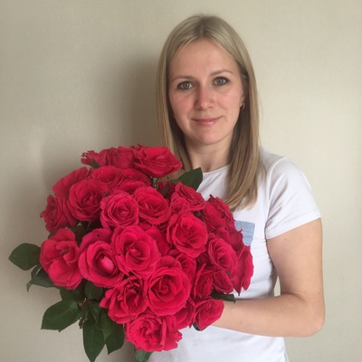 Ирина Мокшанова