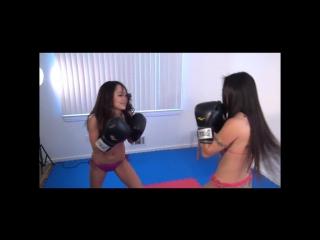 boxing sumiko-nicole oring