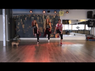 Vaiven - Daddy Yankee - Watch on laptop_comp not on tablet_telephone - Fitness Dance