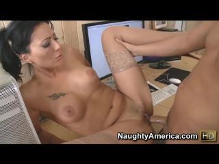 His teacher в порно
