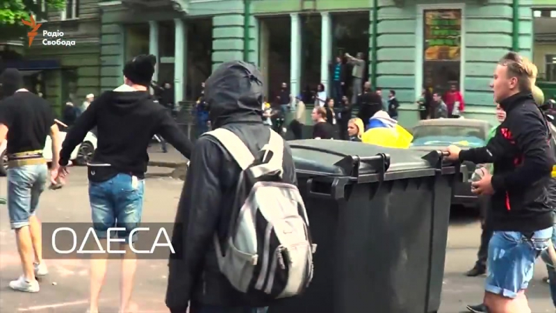Інстинкт самозбереження Як українські міста самооборонялися проти наступу русского мира