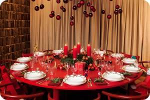 Идеи сервировки новогоднего стола