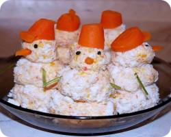 Рецепты оригинальных салатов и закусок