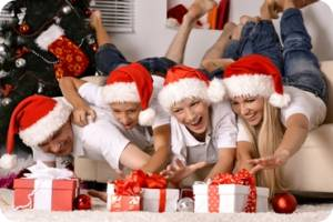 конкурсы на рождество для взрослых