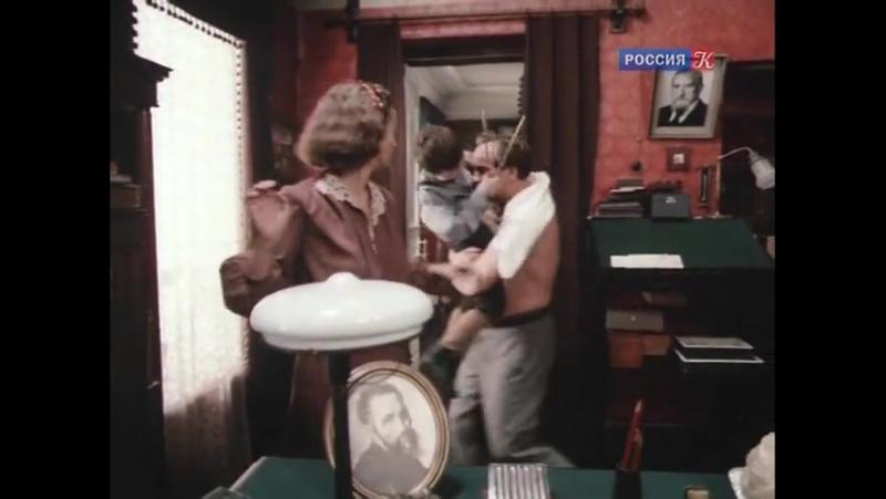«Николай Вавилов» (1990) - драма, биография, реж. Александр Прошкин