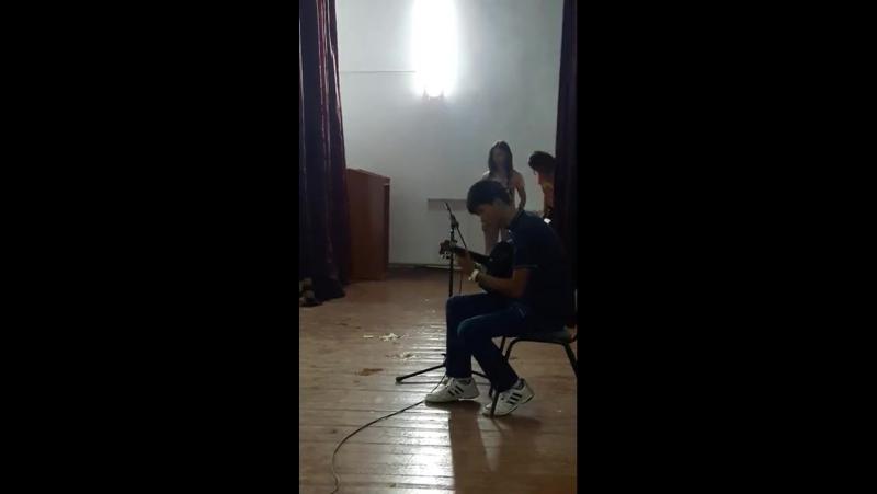 Фламенко Бекзат Коянбаев Ди-Дю-Ля  Дидюля