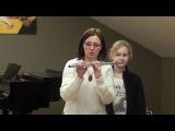 Master-class of Ella Dolzhikova (flute)