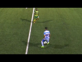 Hachim Mastour vs Jong Fortuna Sittard (27/9/2016) HD 1080p
