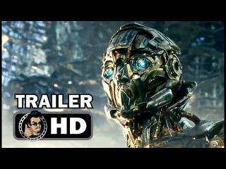 TRANSFORMERS 5: THE LAST KNIGHT Official Final Trailer (HD) Sci-Fi Action Movie 2017