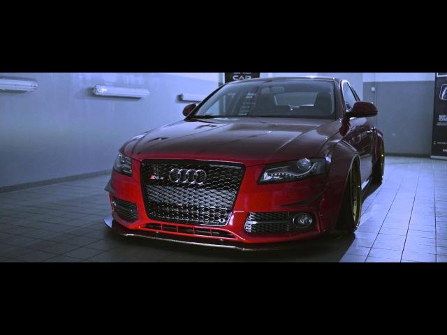 Audi A4 BEST-Performance Project | DAB CAR CARBON PREMIUM DESIGN