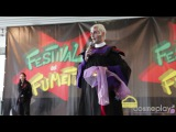 Marco Callioni as Frollo - Mister Cosplay 2012