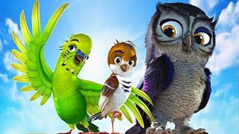 Мультфильм Трио в перьяхRichard the Stork 2017