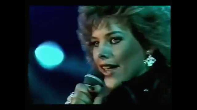 C.C. Catch - 'Cause You Are Young Strangers By Night Live ZDF Pop Rock Musichall 17 05 1986