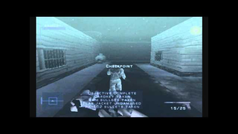 Syphon Filter HD - Mission 8 (1999)