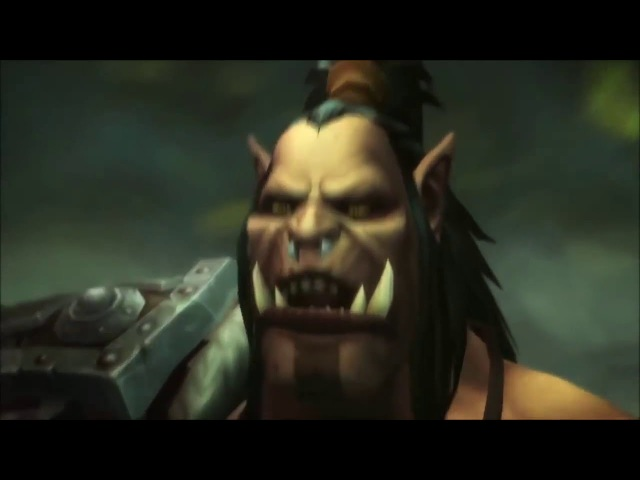 World of Warcraft Warlords of Draenor - 6.2 Гибель Архимонда