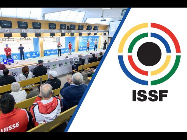 25m Rapid Fire Pistol Men Final - 2017 ISSF World Cup Stage 4 in Munich (GER)