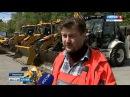 В Барнауле прошла «Битва экскаваторов» Вести Алтай 18.05.17