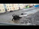В России алкаши подрались из-за Украины (Норильск, Россия 2016)