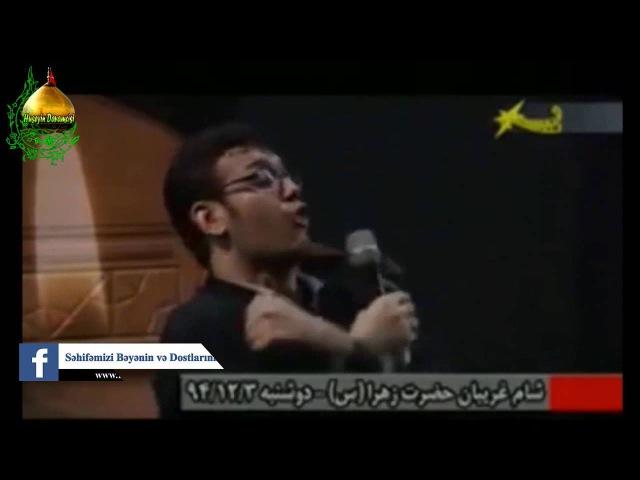 Əlirza İsfəndiyari - Xanim Zehra | Elirza Esfendiari - Khanem Zahra [HD]