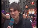 Роман Веремейчик караоке на Майдане 1 01 2012