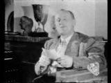 Bourvil parle de Jean Gabin pour La Travers