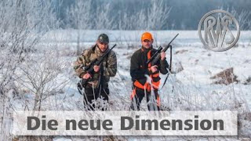 RWS Wildschweinjagd Die neue Dimension 10 3x68 Magnum neue RWS Jagdpatrone