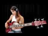 Bang Bang Nancy Sinatra Solo Bass Arrangement (Using Ailihen C8 Headphones)