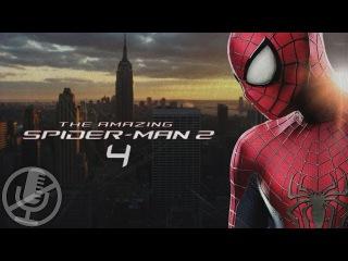The Amazing Spider Man 2 Прохождение На Русском 4 — Налет на Оскорп