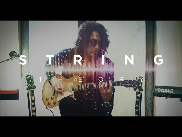 Ernie Ball String Theory featuring Paul Stanley