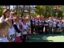 16.06.2017 Юные лыжники соревновались в летнем забеге в честь Дня России