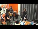 F.P.G. в программе Живые на Своём Радио (01.12.2015)
