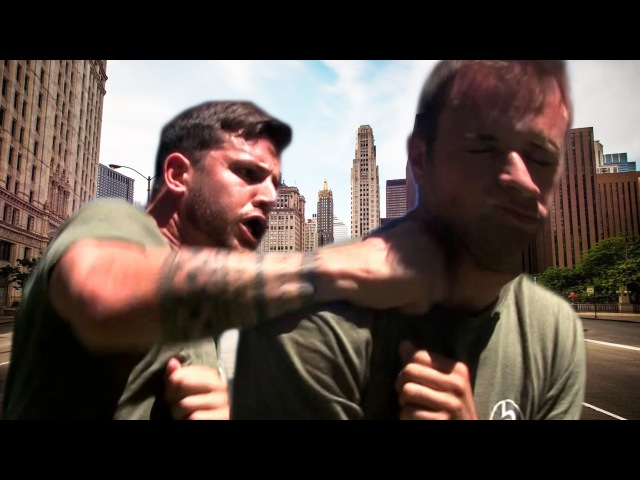 KRAV MAGA TRAINING How to Knock Out ANYONE