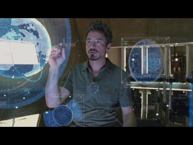 Iron Man 2 2010 Deleted Scene Extended New Element Scene