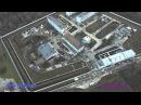 Днепродзержинск Женская зона 34 с высоты полета, колония, тюрьма