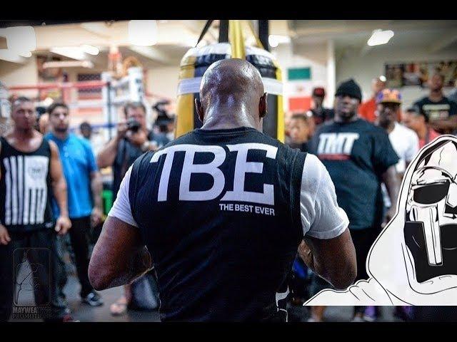 Floyd Mayweather Training 4