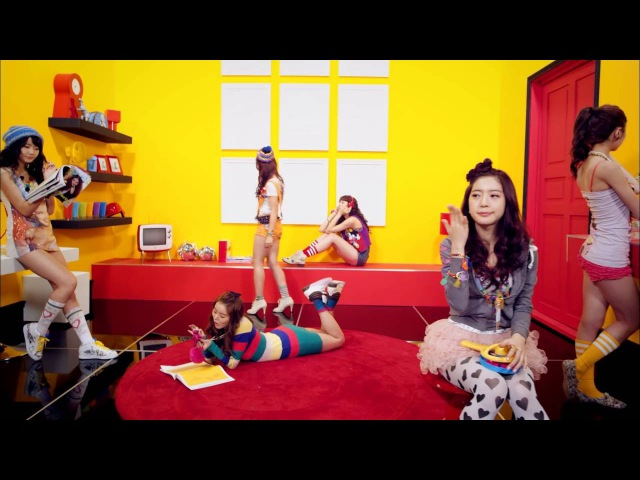 MV 달샤벳 Dalshabet Supa Dupa Diva