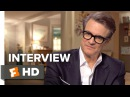 Bridget Jones's Baby Interview Colin Firth 2016 Comedy