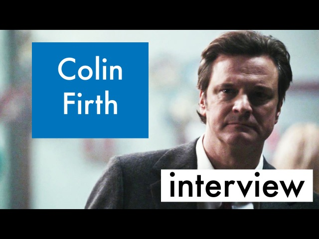 Colin Firth On Relating to Bill Haydon In 'Tinker Tailor Soldier Spy'