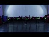 Черлидинг . Чир-данс команда City dance juniors .