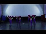 Черлидинг . Чир-данс  команда City dance kids.