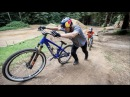 Drew Bezanson Test-Rides The Crankworx Rotorua Course | The Learning Curve Ep 2
