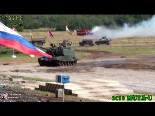 [Battle Top] САМОХОДНЫЕ АРТИЛЛЕРИЙСКИЕ УСТАНОВКИ PzH 2000 K9 Thunder М109 Paladin МСТА-С AS 90