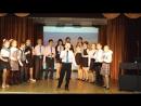 """Выступление Мордвинова Григория с песней """"Я хочу быть похожим на ветер"""", подпевает вокальная студия """"Аистёнок"""""""