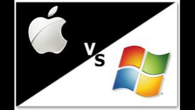 Превосходство OS X над Windows