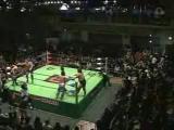 Kenta Kobashi, Go Shiozaki, Muhammed Yone vs Naomichi Marufuji, Takeshi Morishima, Takeshi Rikio