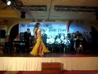 Aleya in Cairo-Egyptian Belly Dance- 'Ya Helwa Sabah' 82
